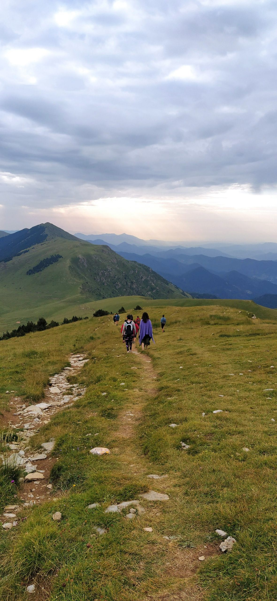 pilgrimage in the Pyrenees